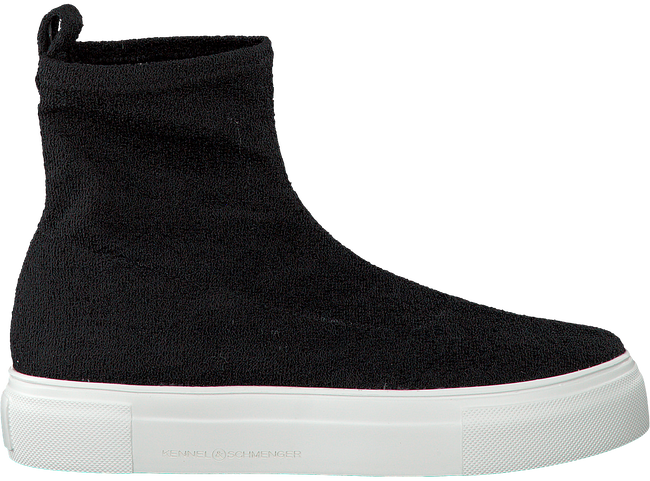 Zwarte KENNEL & SCHMENGER Sneakers 20440  - large