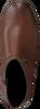 Bruine GABOR Enkellaarsjes 870  - small