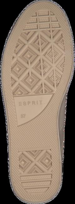 Beige ESPRIT Sneakers SITA LACE UP  - large