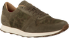 Groene UGG Sneakers TRIGO SUEDE CAMO - small