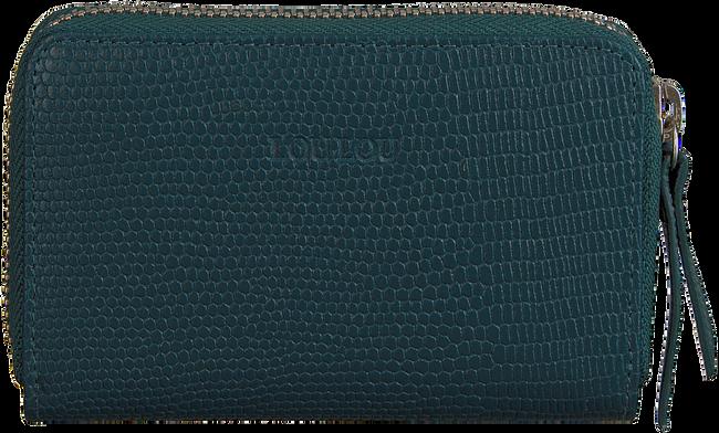 Blauwe LOULOU ESSENTIELS Portemonnee SLB4XSN  - large