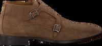 Taupe MAZZELTOV Nette schoenen 4144  - medium