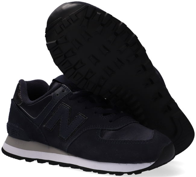 Blauwe NEW BALANCE Lage sneakers WL574  - large