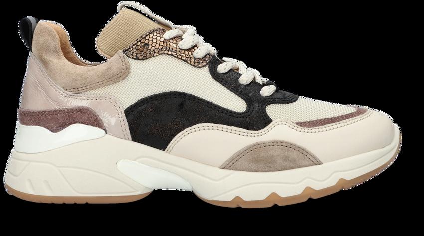 Grijze VIA VAI Lage sneakers ZAIRA  - larger