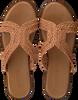 Cognac NOTRE-V Slippers 443018  - small