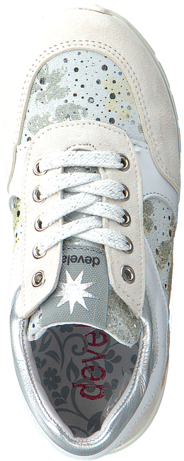 Witte DEVELAB Sneakers 41524 - large