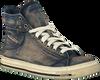 Blauwe DIESEL Sneakers MAGNETE EXPOSURE IV LOW W  - small