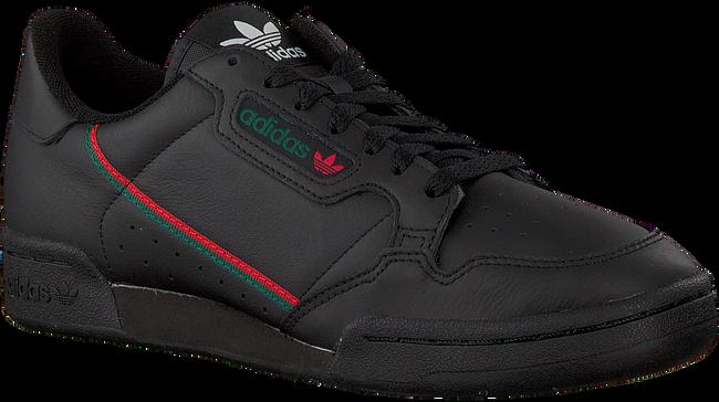 Zwarte ADIDAS Sneakers CONTINENTAL 80 MEN  - large