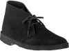 Zwarte CLARKS Veterboots DESERT BOOT MEN - small
