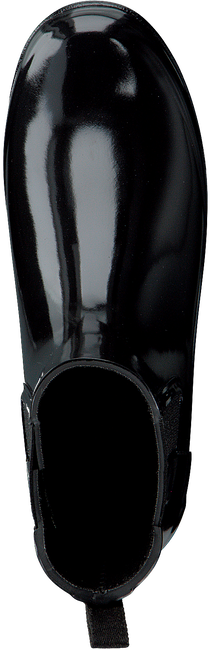 Zwarte HUNTER Regenlaarzen ORIGINAL REFINED CHELSEA GLOSS - large