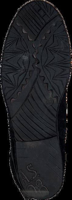Zwarte A.S.98 Enkelboots 207264  - large