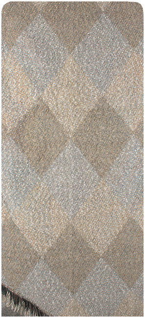 Beige MOMENT BY MOMENT Sjaal ALEXA - large