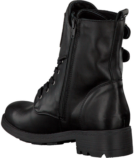 Zwarte SUPERTRASH Veterboots DUTY BOOT  - large