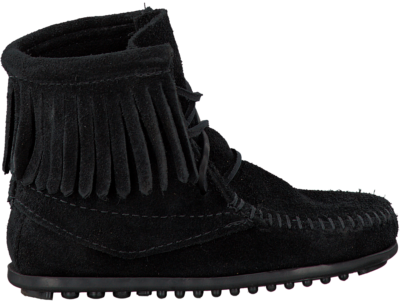Chaussures Noir Minnetonka sbOGIk