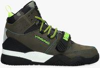 Groene VINGINO Hoge sneaker RAOUL MID  - medium