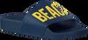 Blauwe THE WHITE BRAND Slippers BEACH MINIMAL KIDS  - small