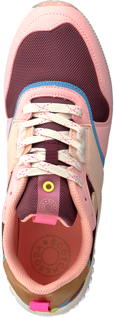Roze SCOTCH & SODA Lage sneakers VIVI  - large