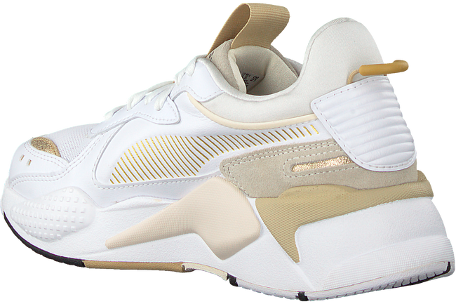 Witte PUMA Lage sneakers RS-X MONO METAL WN'S  - large