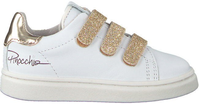 Witte PINOCCHIO Sneakers P1850 - large