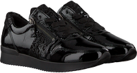 Zwarte GABOR Lage sneakers 420  - medium