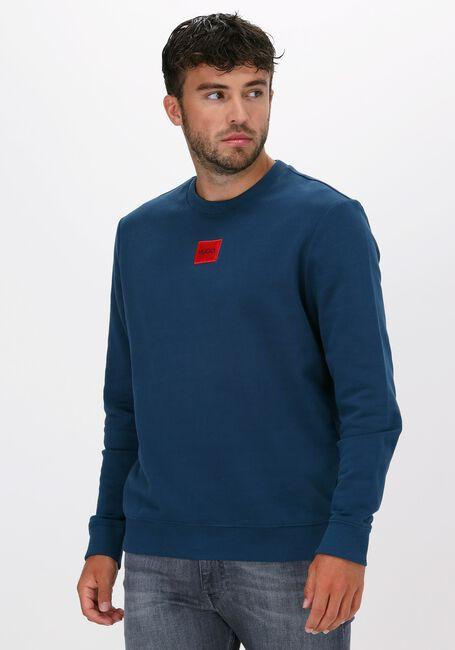 Blauwe HUGO Sweater DIRAGOL212 10231445 01 - large