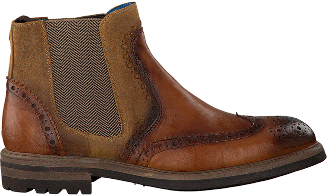 Cognac GIORGIO Chelsea boots HE59603  - large
