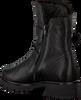 Zwarte GABOR Enkellaarsjes 093  - small
