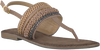 Beige LAZAMANI Sandalen 33.630  - small