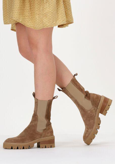 Beige NOTRE-V Chelsea boots AN144  - large