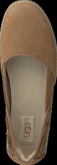 Bruine UGG Espadrilles TIPPIE  - large