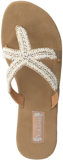 Beige HOT LAVA Slippers SM1749  - large