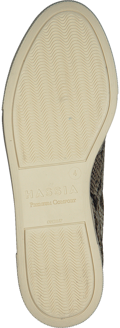 Beige HASSIA Sneakers 1348  - large
