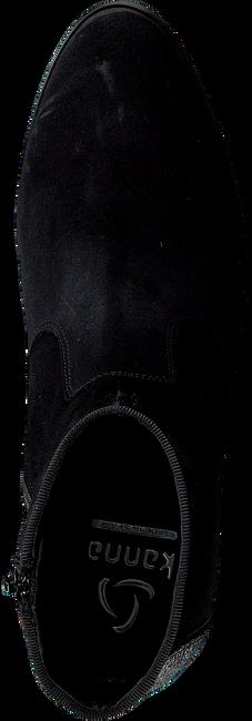 Zwarte KANNA Enkellaarsjes BOLIVIA LECCIO  - large