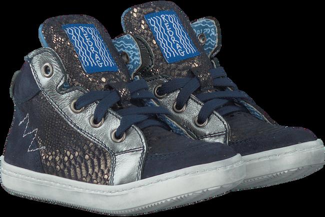 Blauwe RED RAG Sneakers 15254  - large