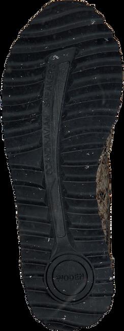 Bruine WODEN Sneakers YDUN SNAKE  - large