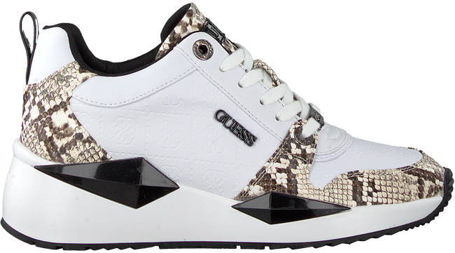 Witte GUESS Lage sneakers TALLYN