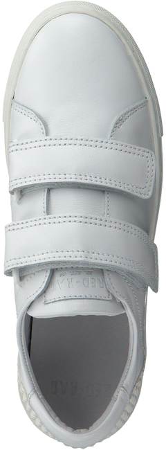 Witte RED RAG Sneakers 74080  - large