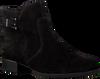 Zwarte GABOR Enkellaarsjes 714  - small