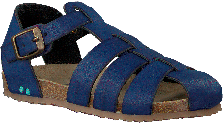 Blauwe BUNNIES JR Sandalen BARRY BEACH | Omoda