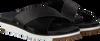 Zwarte UGG Slippers W KARI SLIDE - small
