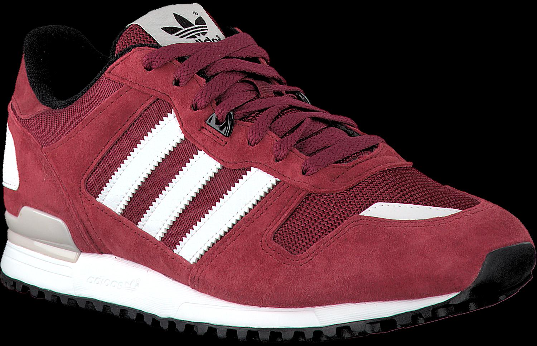 adidas zx 700 heren rood