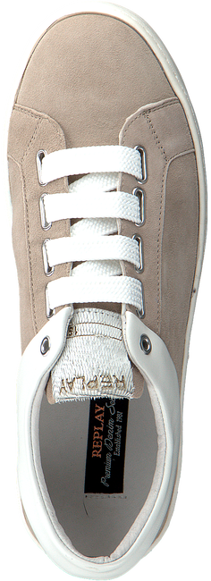 REPLAY SNEAKERS YEAST - large