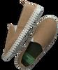 Beige SLOWWALK Instappers BONES WOMEN  - small