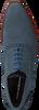Blauwe FLORIS VAN BOMMEL Nette schoenen 19062  - small