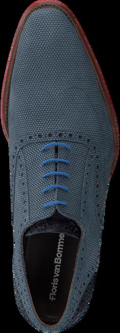Blauwe FLORIS VAN BOMMEL Nette schoenen 19062  - large