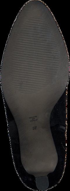 Zwarte NOTRE-V Enkellaarsjes 7425  - large