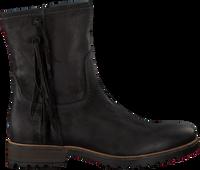 Zwarte GIGA Lange laarzen 8721  - medium