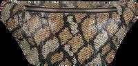 Beige DEPECHE Heuptas 13740 BUM BAG  - medium