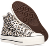 Taupe CONVERSE Hoge sneaker CHUCK TAYLOR ALL STAR HI  - small