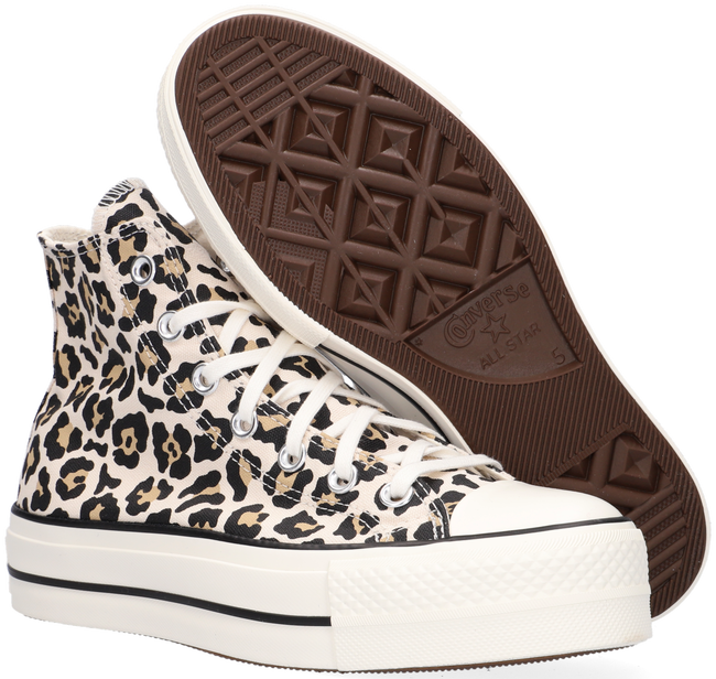 Taupe CONVERSE Hoge sneaker CHUCK TAYLOR ALL STAR HI  - large